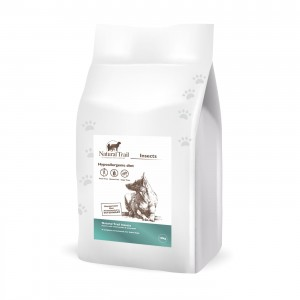 Natural Trail Insects 10kg hipoalergiczna