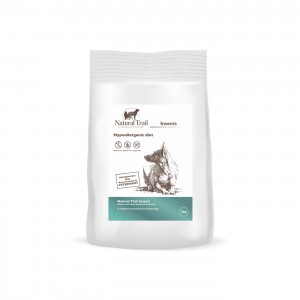 Natural Trail Insects 2kg hipoalergiczna